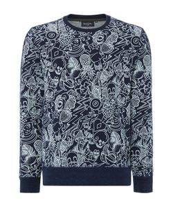 Paul Smith | Mens All Over Printed Sweatshirt