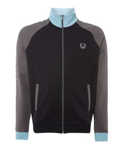 Fred Perry   Mens Plain Funnel Neck Tracksuit