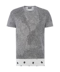 Paul Smith Jeans | Mens All Over Mosaic Star Graphic T Shirt