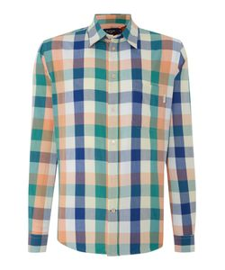 Paul Smith Jeans | Mens Check Classic Fit Long Sleeve Button Down