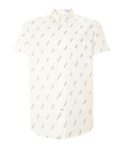Paul Smith Jeans | Mens Ss Lightning Button Down Collar Shirt