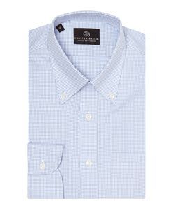 Chester Barrie | Mens Plain Tailored Fit Long Sleeve Shirt