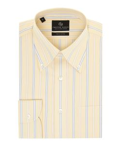 Chester Barrie | Mens Contemporary Stripe Long Sleeve Shirt