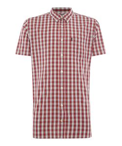 Barbour | Mens Short Sleeve Check Shirt