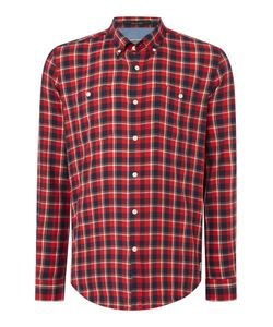 Barbour | Mens Steve Mcqueen Cabell Check Long Sleeve Shirt