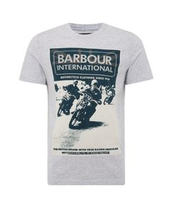 Barbour | Mens Racing Crew-Neck T-Shirt