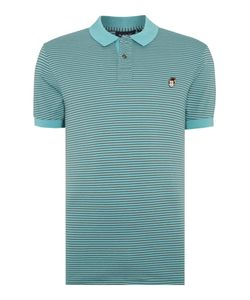 Paul Smith Jeans | Mens Regular Fit Monkey Badge Polo Shirt