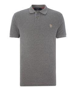 Paul Smith Jeans | Mens Zebra Logo Polo Shirt