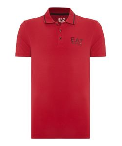 EA7 | Mens Short Sleeve Train Core Id Polo