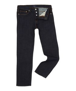 Paul Smith | Mens Standard Fit Dark Rinse Jean