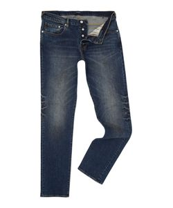 Paul Smith | Mens Tapered Leg Antique Wash Jean