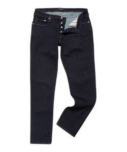 Paul Smith | Mens Tapered Leg Dark Rinse Jean