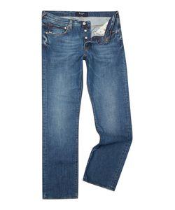 Paul Smith Jeans | Mens Standard Regular Light Wash Jeans