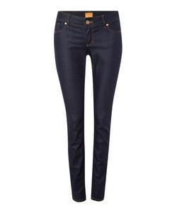 HUGO BOSS   Lunja Navy Skinny Jean