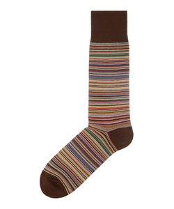 Paul Smith | Mens Striped Ankle Sock