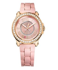 Juicy Couture | 1901054 Ladies Strap Watch