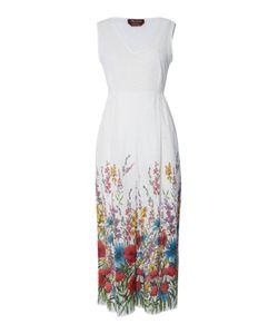 Max Mara | Volpino Midi Floral Textured Dress
