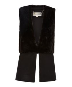 Michael Kors | Fitted Faux Fur Waistcoat