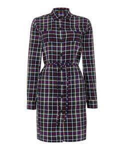 Gloverall | Racing Check Dress