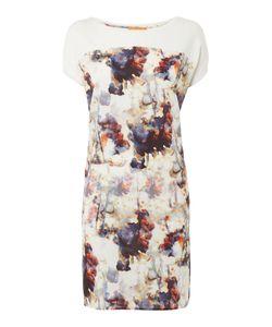 HUGO BOSS   Dimarion Contract Print T Shirt Dress
