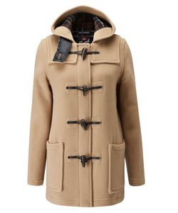 Gloverall | Mid Length Slim Duffle Coat