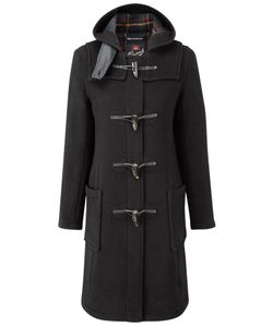 Gloverall | Long Slim Duffle Coat