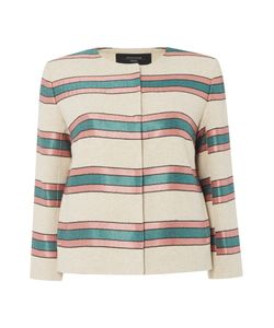 Max Mara | Burano Long Sleeve Stripe Jacket