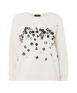 Max Mara | Amato Flower Embellished Sweater