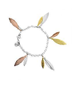 Azendi   Multi Feather Bracelet