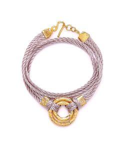 Ottoman Hands   Double Wrap Cord Bracelet