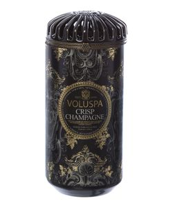 Voluspa | Crisp Champagne 15oz Ceramic Candle