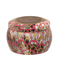 Voluspa | Mandarino Cannela 4oz Mini Tin Candle