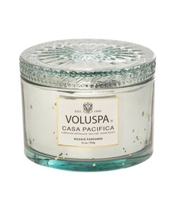 Voluspa | Casa Pacifica 11oz Corta Maison Glass Candle