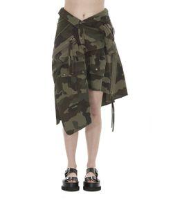 Faith Connexion | Camouflage Skirt