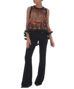 Philosophy di Lorenzo Serafini | Embroidered Top