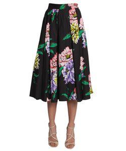 Marco Bologna | Flower Print Skirt