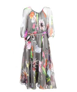 Blumarine | Printed Dress