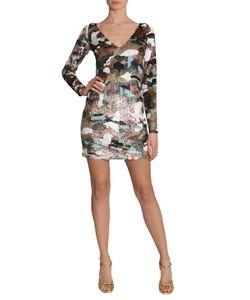 Amen   Fantasy Print Dress