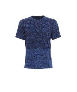 Z Zegna | Foliage All Over Printed T-Shirt