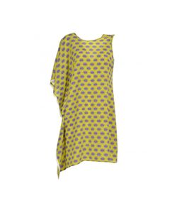 MSGM | Printed Silk Dress
