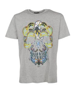 Etro | Skull Print T-Shirt