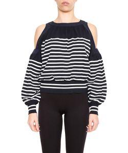 Sacai | Striped Pull