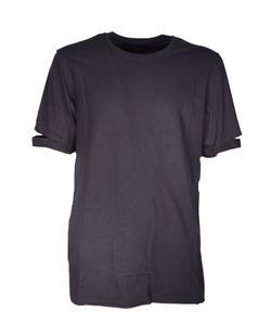 Helmut Lang   Slit Sleeves T-Shirt