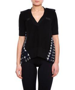 Sacai | V-Neck Pullover