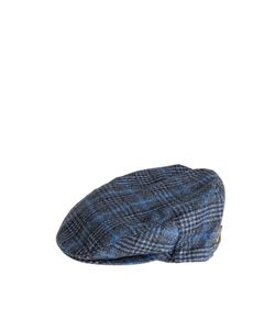 Borsalino | Wool Flat Cap