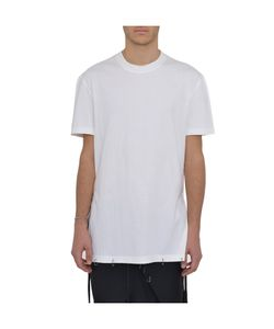 D.Gnak | 7566 Side Tapes T-Shirt