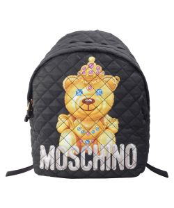 Moschino | Large Quilted Teddy Bear Backpack