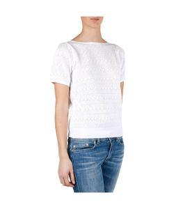 Blugirl | Crochet Shirt