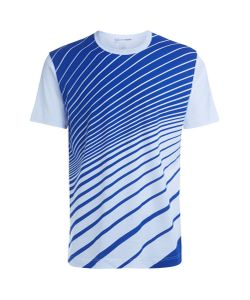 Comme Des Garçons | T-Shirt Shirt Radiation Stripe