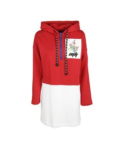 Au Jour Le Jour | Embroidered Detail Hoodie